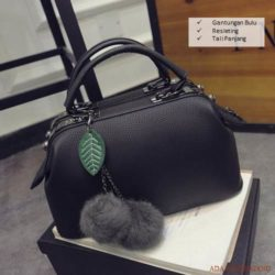 B29198 IDR.189.000 MATERIAL PU SIZE L32XH23XW19CM WEIGHT 850GR COLOR BLACK