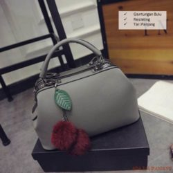 B29198 IDR.189.000 MATERIAL PU SIZE L32XH23XW19CM WEIGHT 850GR COLOR GRAY