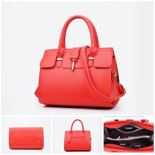 B2929 MATERIAL PU SIZE L26XH16XW15CM WEIGHT 800GR COLOR RED
