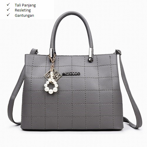 B2935 MATERIAL PU SIZE L30XH22XW13CM WEIGHT 800GR COLOR GRAY