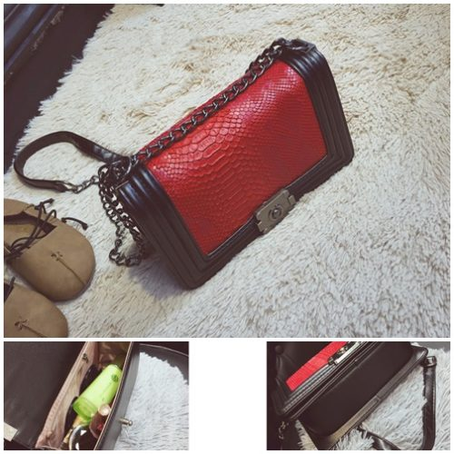 B29704 MATERIAL PU SIZE L25XH15XW10CM WEIGHT 600GR COLOR RED