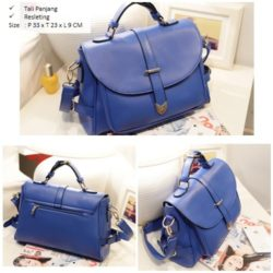 B306 MATERIAL PU SIZE L33XH23XW9CM WEIGHT 800GR COLOR BLUE