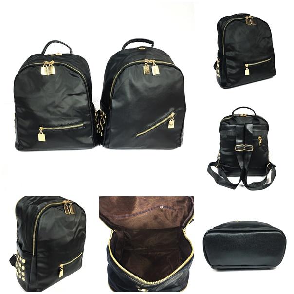 Jual B3110B Black Tas Ransel Modis Import