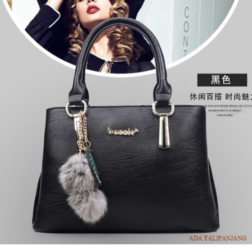 B3306 MATERIAL PU SIZE l30XH21XW13CM WEIGHT 900GR COLOR BLACK