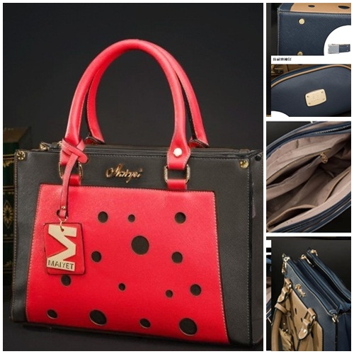 B367 (2in1) - Harga sebelum Diskon IDR.215.000 MATERIAL PU SIZE L26XH26XW11CM WEIGHT 1100GR COLOR RED