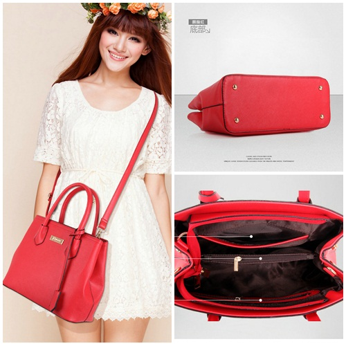 B458 IDR.219.000 MATERIAL PU SIZE L29XH23XW12CM WEIGHT 800GR COLOR RED