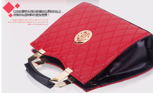 B5010 - Harga Katalog / Harga sebelum Diskon IDR.185.000 MATERIAL PU SIZE L33XH25XW11CM WEIGHT 1000GR COLOR RED