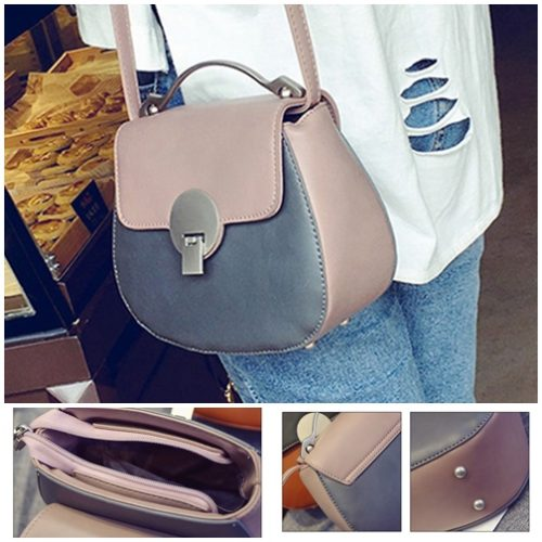 B568 MATERIAL PU SIZE L19XH16XW8CM WEIGHT 550GR COLOR PINK