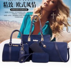 B580 MATERIAL NYLON SIZE L29XH27XW12CM WEIGHT 1200GR COLOR BLUE