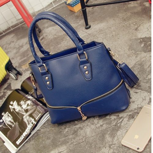 B598 MATERIAL PU SIZE L29XH23XW12CM WEIGHT 750GR COLOR BLUE