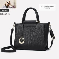 B60070 MATERIAL PU SIZE L26XH32XW11CM WEIGHT 800GR COLOR BLACK