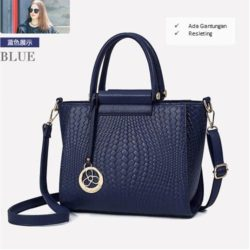 B60070 MATERIAL PU SIZE L26XH32XW11CM WEIGHT 800GR COLOR BLUE