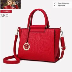 B60070 MATERIAL PU SIZE L26XH32XW11CM WEIGHT 800GR COLOR RED