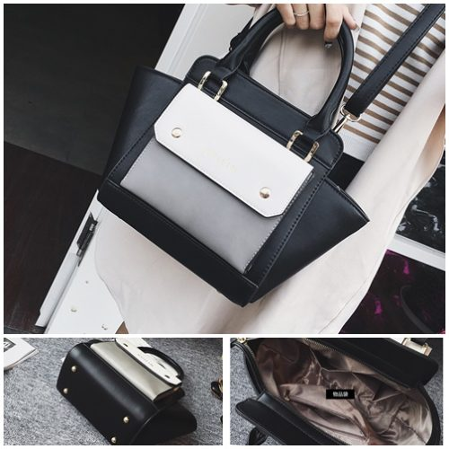 B6810 MATERIAL PU SIZE L21XH22XW11CM WEIGHT 950GR COLOR BLACK