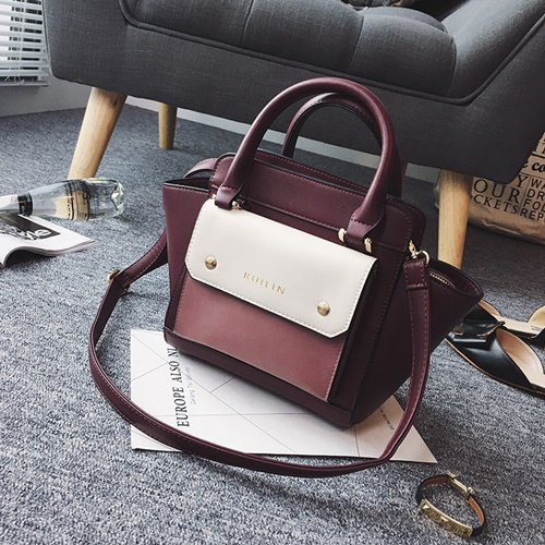 B6810 MATERIAL PU SIZE L21XH22XW11CM WEIGHT 950GR COLOR RED