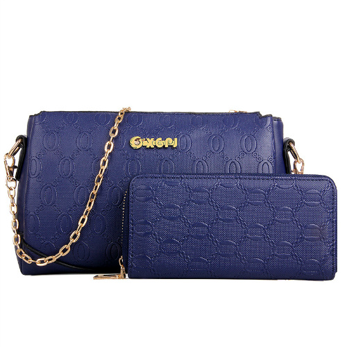 B7367 (2in1) - Harga sebelum Diskon IDR.195.000 MATERIAL PU SIZE L26XH18XW10CM WEIGHT 800GR COLOR DARKBLUE