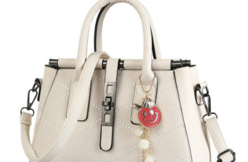 B751 IDR.205.000 MATERIAL PU SIZE L28XH20XW15CM WEIGHT 900GR COLOR BEIGE