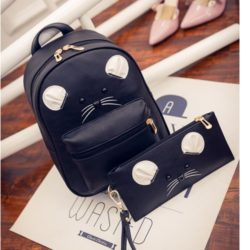 B7861 MATERIAL PU SIZE L21XH31XW10CM WEIGHT 600GR COLOR BLACK