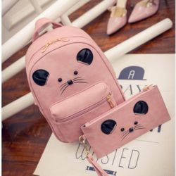 B7861 MATERIAL PU SIZE L21XH31XW10CM WEIGHT 600GR COLOR PINK