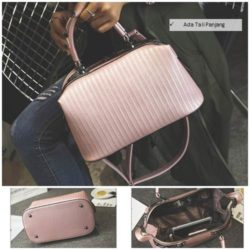 B8093 MATERIAL PU SIZE L30XH17XW16CM WEIGHT 700GR COLOR PINK