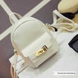 B8102 MATERIAL PU SIZE L14XH19XW6CM WEIGHT 500GR COLOR WHITE