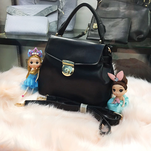 B828 MATERIAL PU SIZE L25XH23XW13CM WEIGHT 650GR COLOR BLACK