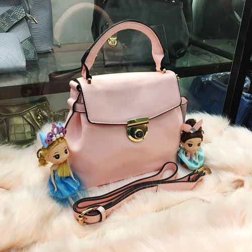 B828 MATERIAL PU SIZE L25XH23XW13CM WEIGHT 650GR COLOR PINK