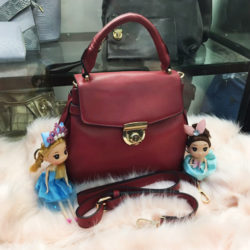 B828 MATERIAL PU SIZE L25XH23XW13CM WEIGHT 650GR COLOR RED