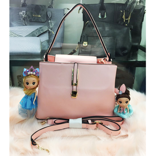 B830 MATERIAL PU SIZE L26XH20XW14CM WEIGHT 700GR COLOR PINK
