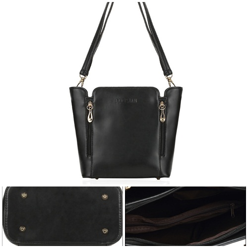 B8443 IDR.175.000 MATERIAL PU SIZE L30XH23XW12CM WEIGHT 730GR COLOR BLACK