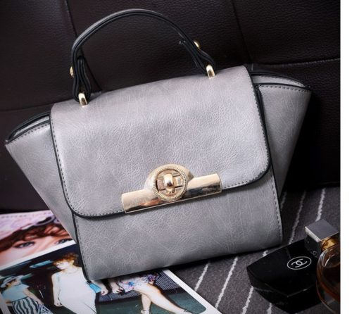 B8483 MATERIAL PU SIZE L26XH14XW10CM WEIGHT 550GR COLOR GRAY