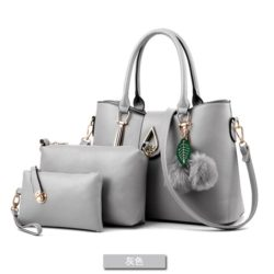 B863 MATERIAL PU SIZE L33XH25XW14CM WEIGHT 1000GR COLOR GRAY