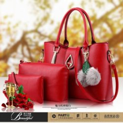B863 MATERIAL PU SIZE L33XH25XW14CM WEIGHT 1000GR COLOR RED