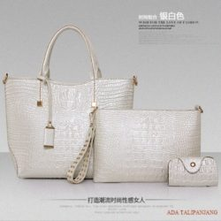 B879 (3in1) MATERIAL PU SIZE L26XH26XW12CM WEIGHT 1100GR COLOR BEIGE