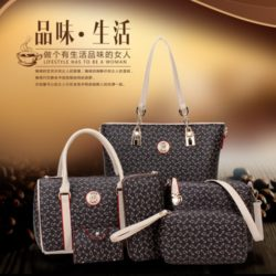 B882 (6in1) MATERIAL PU SIZE L30XH30XW13CM WEIGHT 1200GR COLOR BROWN