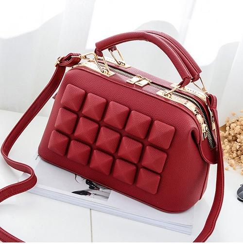 Jual B8866 Red Tas Fashion Import Modis