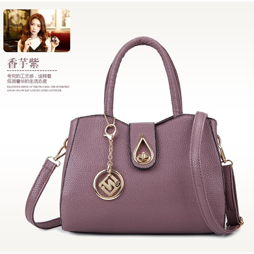 B889 MATERIAL PU SIZE L28XH20XW15CM WEIGHT 750GR COLOR PURPLE