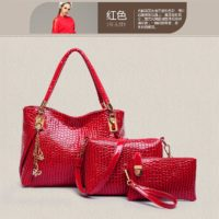B88991 (3in1) - Harga sebelum Diskon IDR.210.000 MATERIAL PU SIZE L33XH22XW12CM WEIGHT 900GR COLOR RED