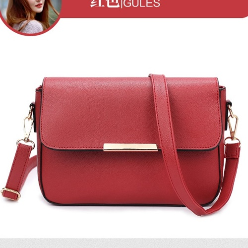 B8987 MATERIAL PU SIZE L24XH17XW7CM WEIGHT 650GR COLOR RED