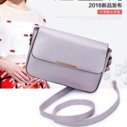 B8987 MATERIAL PU SIZE L24XH17XW7CM WEIGHT 650GR COLOR VIOLET