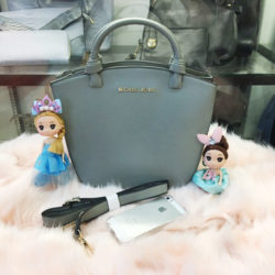 B902 MATERIAL PU SIZE L28XH23XW14CM  WEIGHT 700GR COLOR GRAY