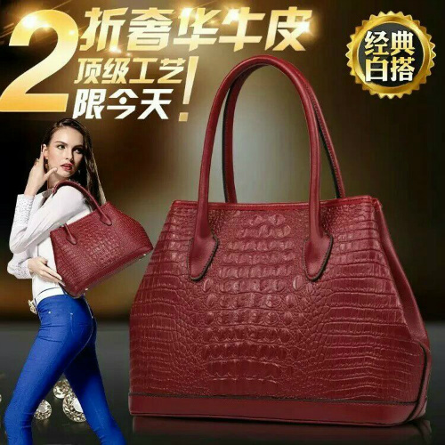 B9036 - Harga sebelum Diskon IDR.205.000 MATERIAL PU SIZE L34XH26XW14CM WEIGHT 800GR COLOR RED