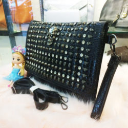 B905 MATERIAL PU SIZE L33XH22 WEIGHT 650GR COLOR BLACK