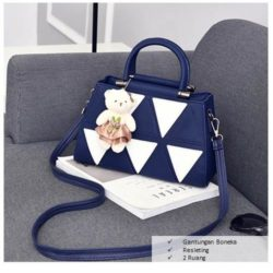 B912 MATERIAL PU SIZE L28XH20XW14CM WEIGHT 800GR COLOR BLUE