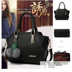 B913 MATERIAL PU SIZE L24XH21XW12CM WEIGHT 900GR COLOR BLACK