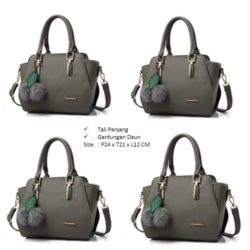 B913 MATERIAL PU SIZE L24XH21XW12CM WEIGHT 900GR COLOR GRAY