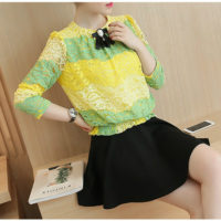 LS59434 MATERIAL LACE SIZE M