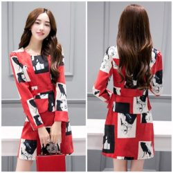 LS69923 MATERIAL COTTON POLYESTER SIZE M