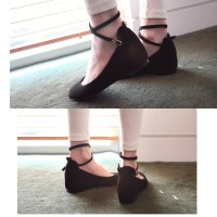 SH3386 IDR.199.000 MATERIAL SUEDE COLOR BLACK SIZE 35,36,37,39.jpg