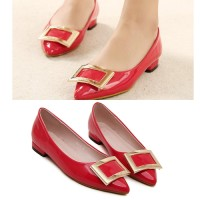 SH5886 IDR.2O8.OOO MATERIAL PU HEEL 3.5CM COLOR BLACK,RED,WHITE SIZE 36,37,38,39 (2)